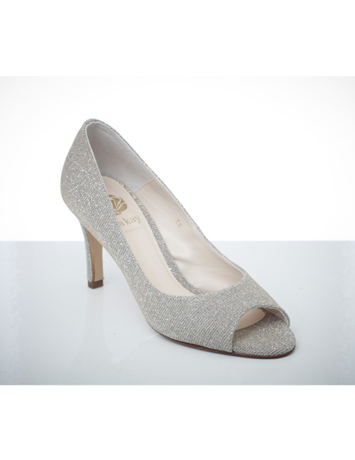 Sasha Taupe Shoes