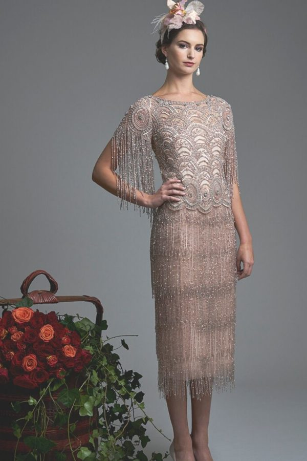 Gill Harvey Rose D'Or Dress - Snooty Frox