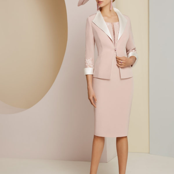 Veni Infantino Dress and Jacket