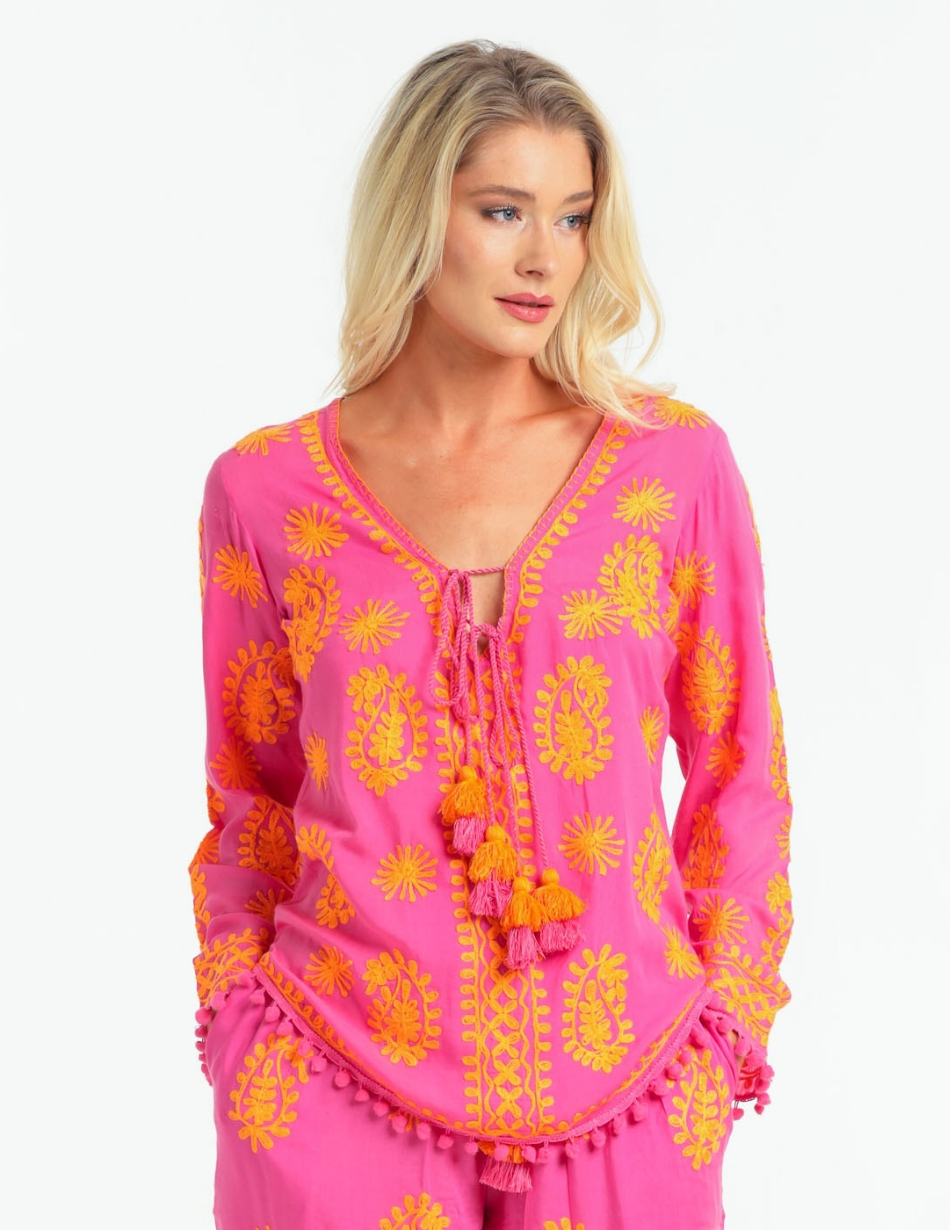 Pranella Gypsy Top