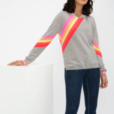 coco-cashmere-stripe-jumper-rainbow-snooty-frox
