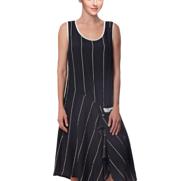 crea-concept-stripe-dress-snooty-frox