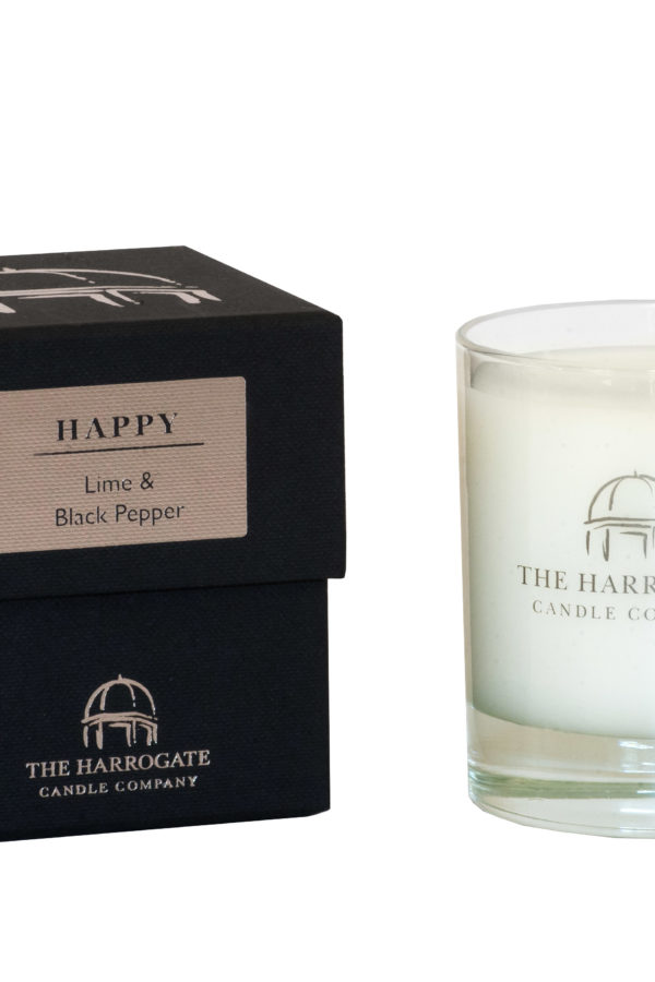 Happy Candle Harrogate Candle Company Snooty Frox