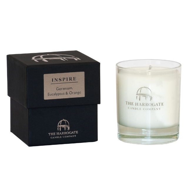 Inspire Candle Harrogate Candle Company Snooty Frox