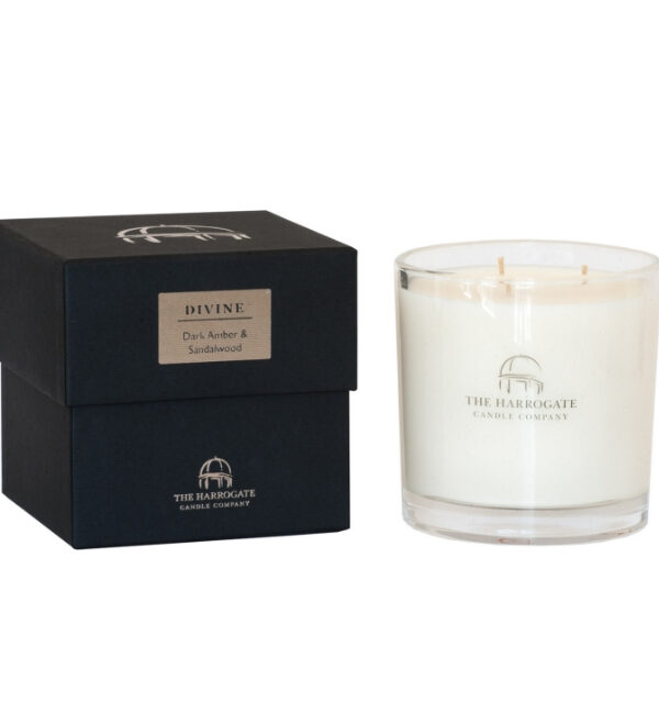 trio wick candle harrogate candle company snooty frox