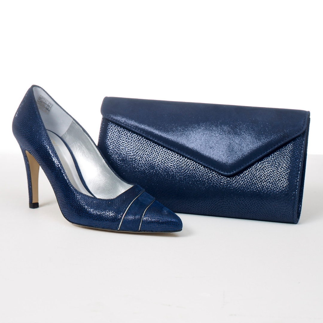 Lisa Kay Nell Bag and Kalena Shoes Snooty Frox