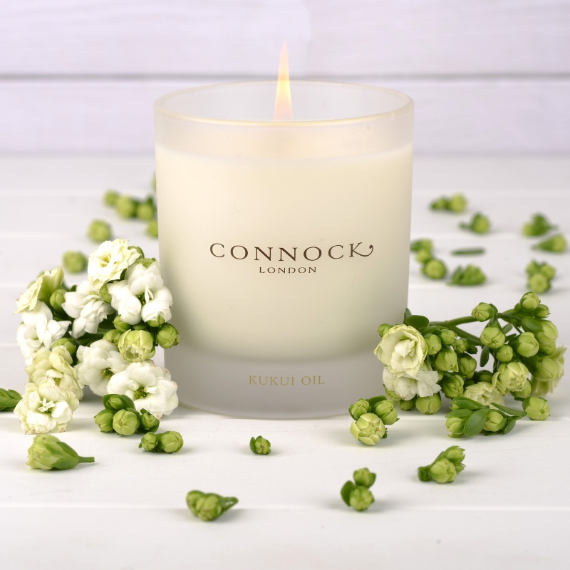 Connock London Kukui Candle Snooty Frox