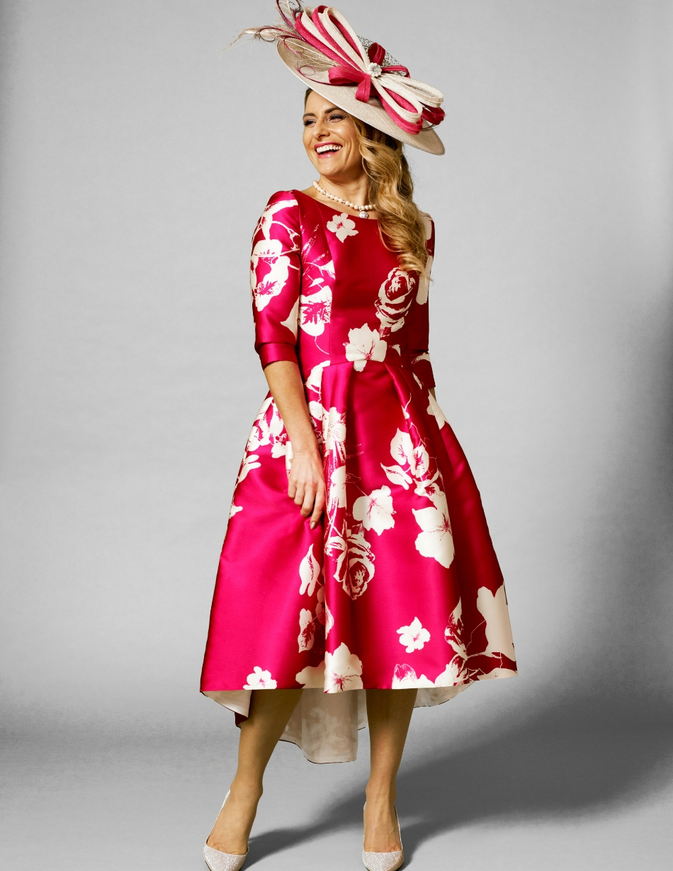 Fely Campo Raspberry Dress snooty frox