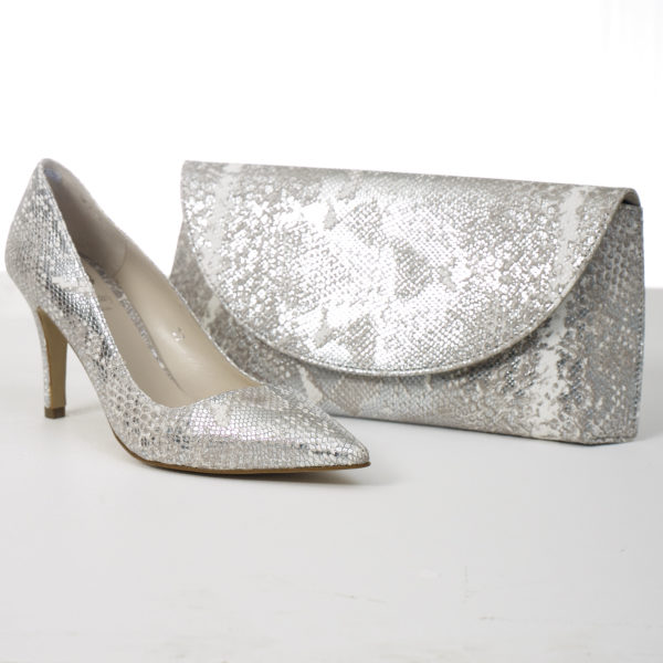 Lisa Kay Cosmo Bag and Marilyn Shoe Snooty Frox