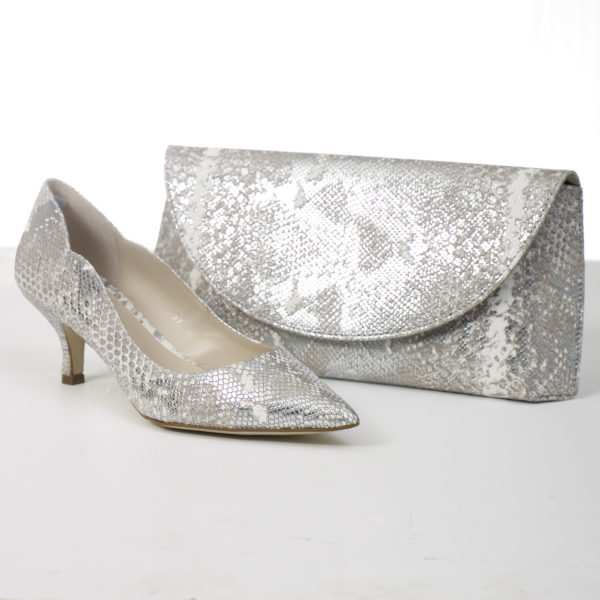 Lisa Kay Cosmo Bag and Lynette Shoe Snooty Frox