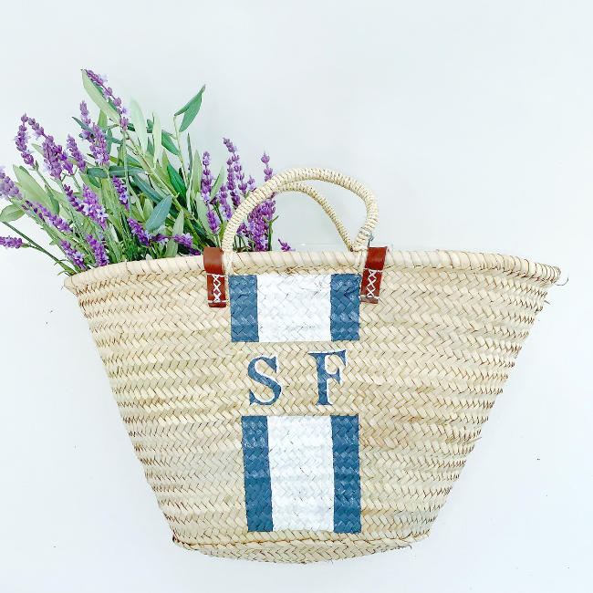 Custom Raffia Bag Snooty Frox
