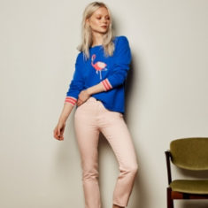 cocoa cashmere london at Snooty Frox Harrogate