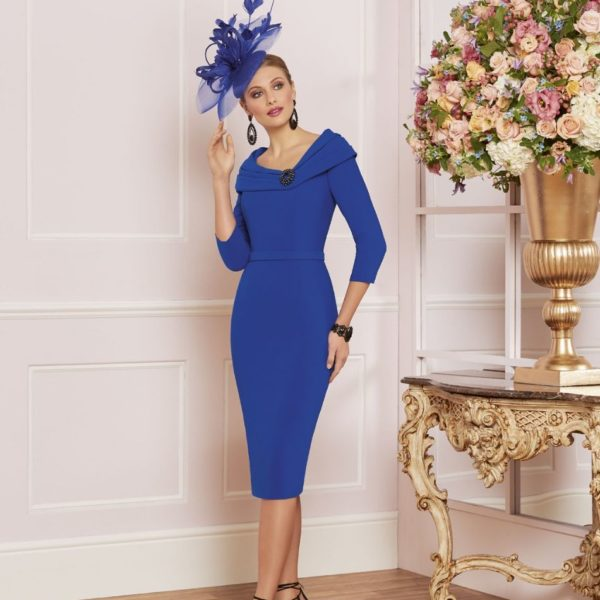 Veni Infantino Royal Blue Dress - Snooty Frox