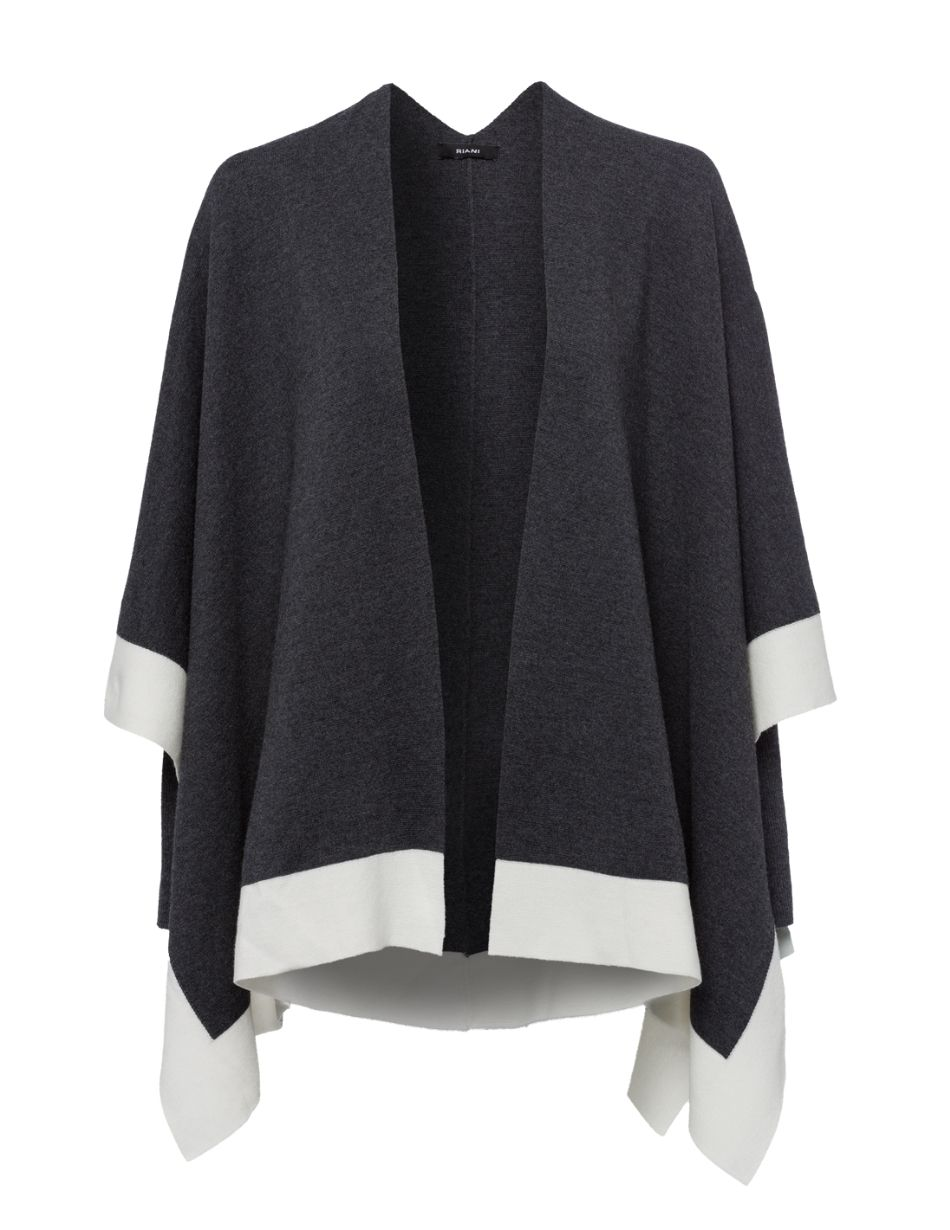 Riani knitted cardigan grey - snooty frox