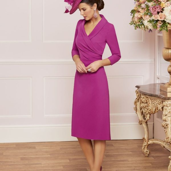 Veni Infantino Mulberry Dress - Snooty Frox