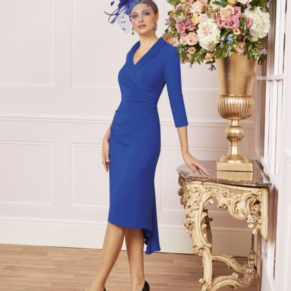 Royal Blue Veni Infantino Dress - Snooty Frox