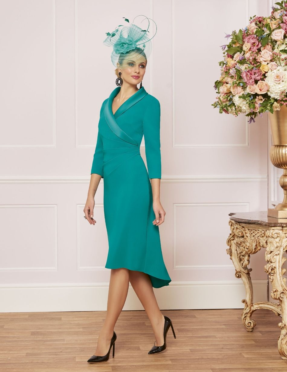 Veni Infantino Emerald Dress - Snooty Frox