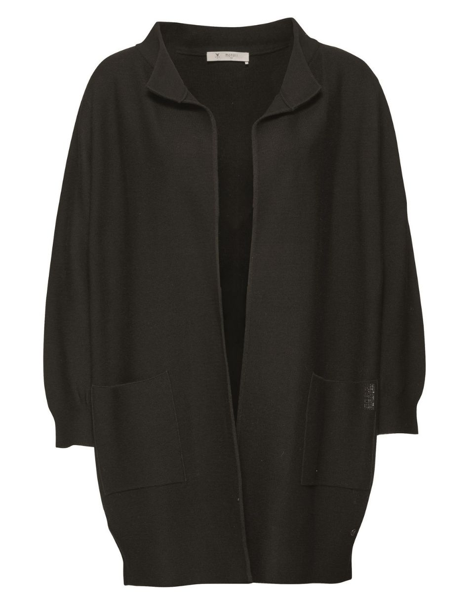 Monari Black Jacket Snooty Frox
