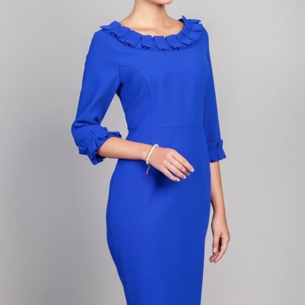 Lizabella Royal Blue Dress - Snooty Frox