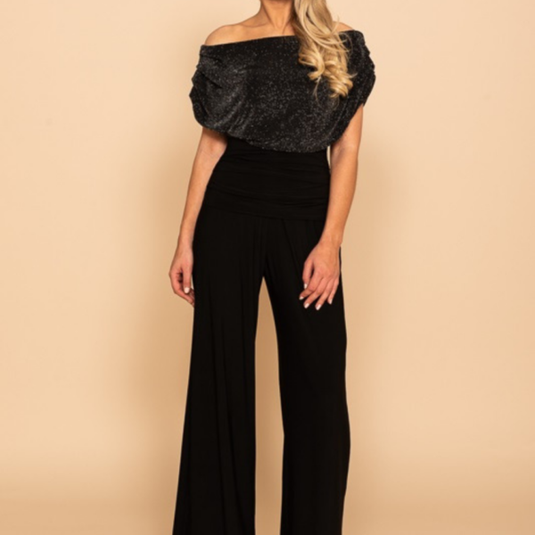 Atom Black Jumpsuit - Snooty Frox