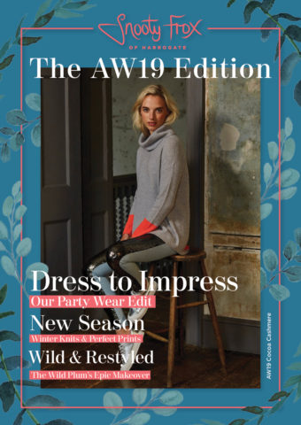 SF Newsletter AW19 Cover