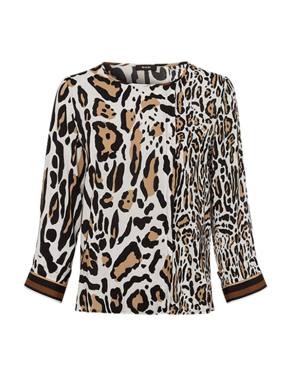 Riani Patterned Blouse - Snooty Frox