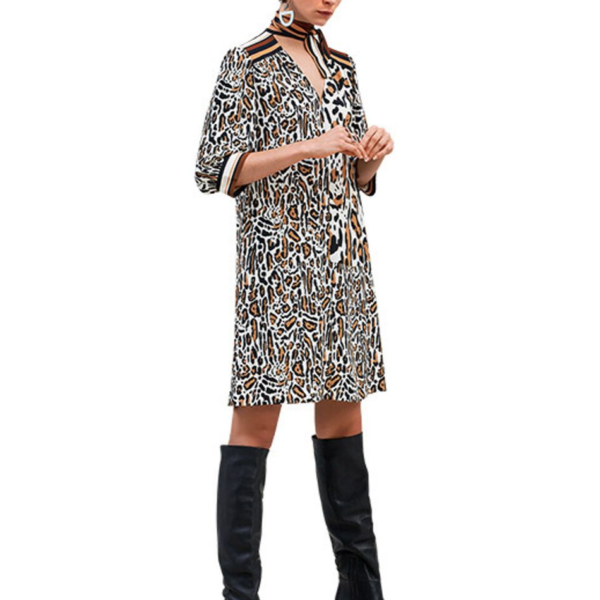Riani Leo Dress - Snooty Frox