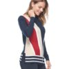 Colour Block Sweater - Snooty Frox