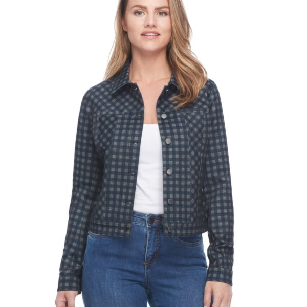 FDJ Buffalo Check Jacket - Snooty Frox