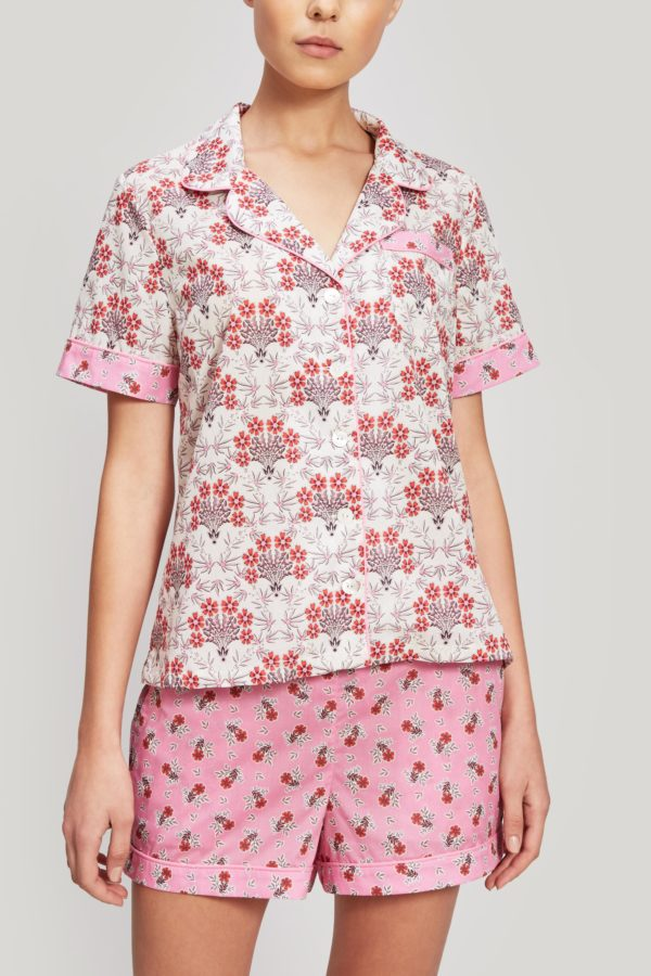 Estelle & Poppy Short PJ Set
