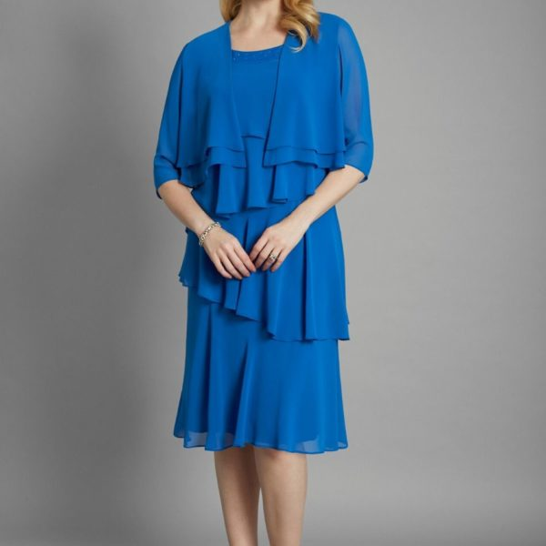 condici royal blue dress - snooty frox