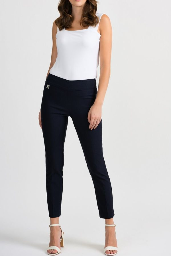 Joseph Ribkoff Navy Trousers - Snooty Frox