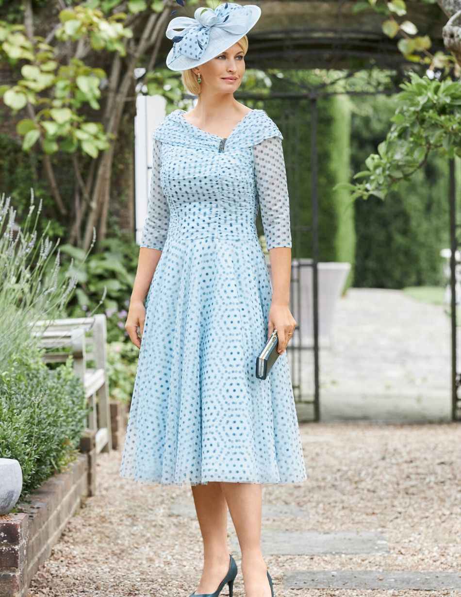 condici robin egg blue dress - snooty frox