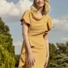 John Charles Blush Dress - Snooty Frox