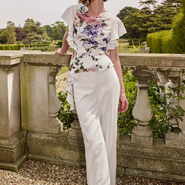 John Charles Trouser Suit - Snooty Frox