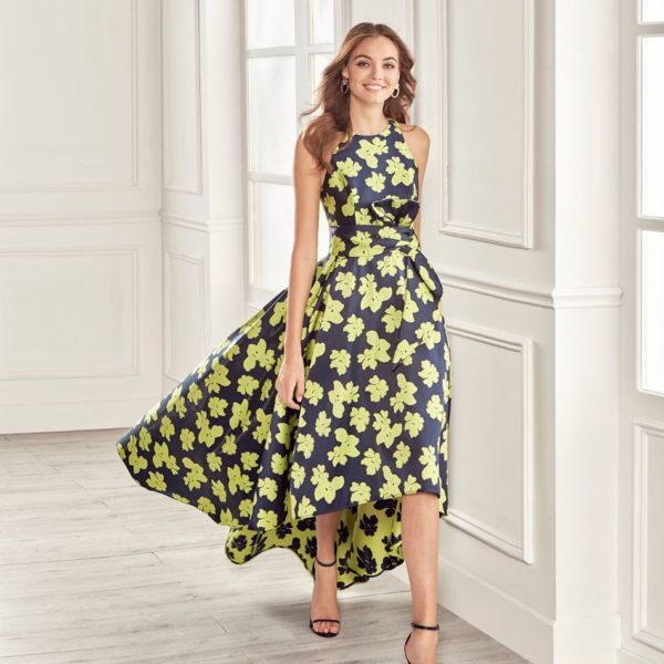 Rosa Clara Floral Dress - Snooty Frox