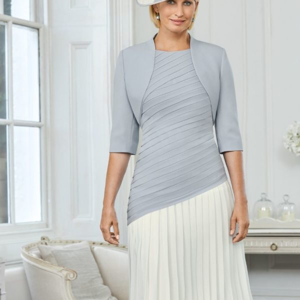 condici amathyst and cream dress - snooty frox