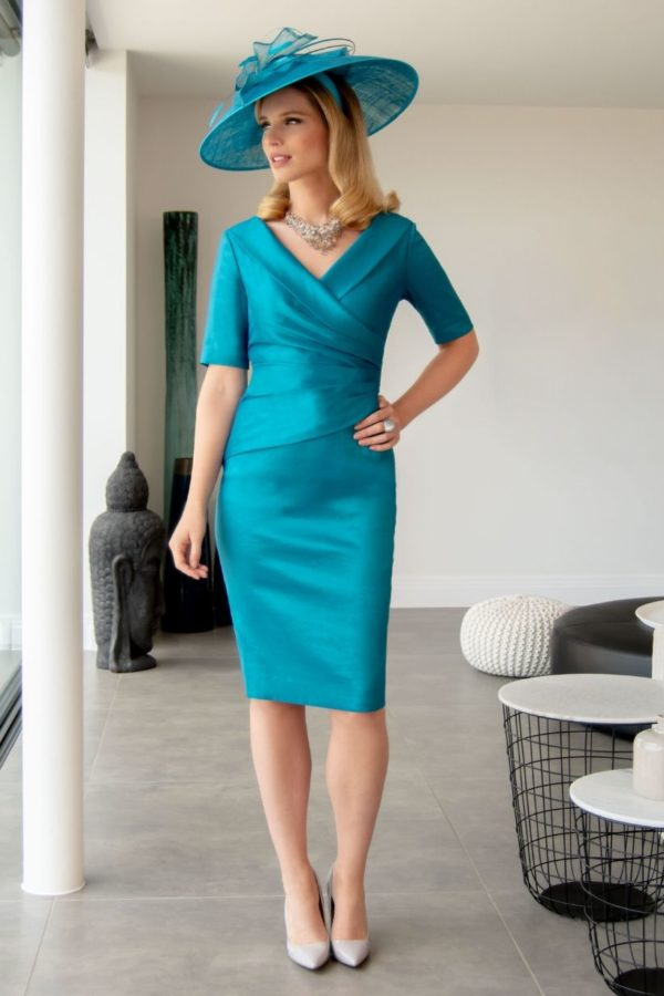 Ispirato Rich Jade Dress - Snooty Frox