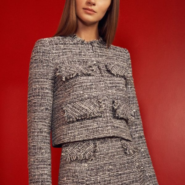 Goat Tweed Jacket - Snooty Frox