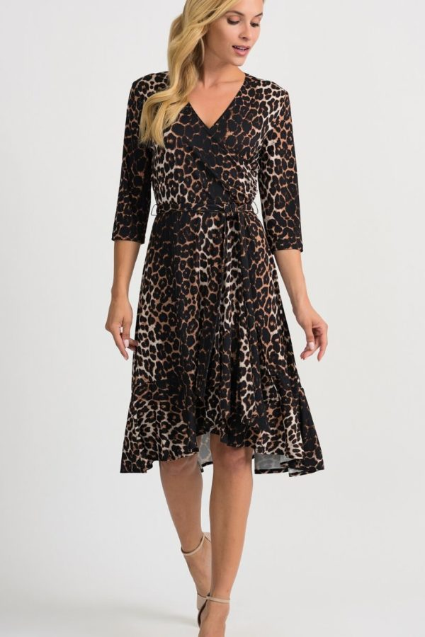 Joseph Ribkoff Print Dress - Snooty Frox