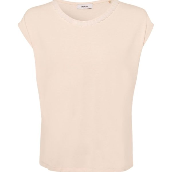 Riani Ivory T-Shirt - Snooty Frox