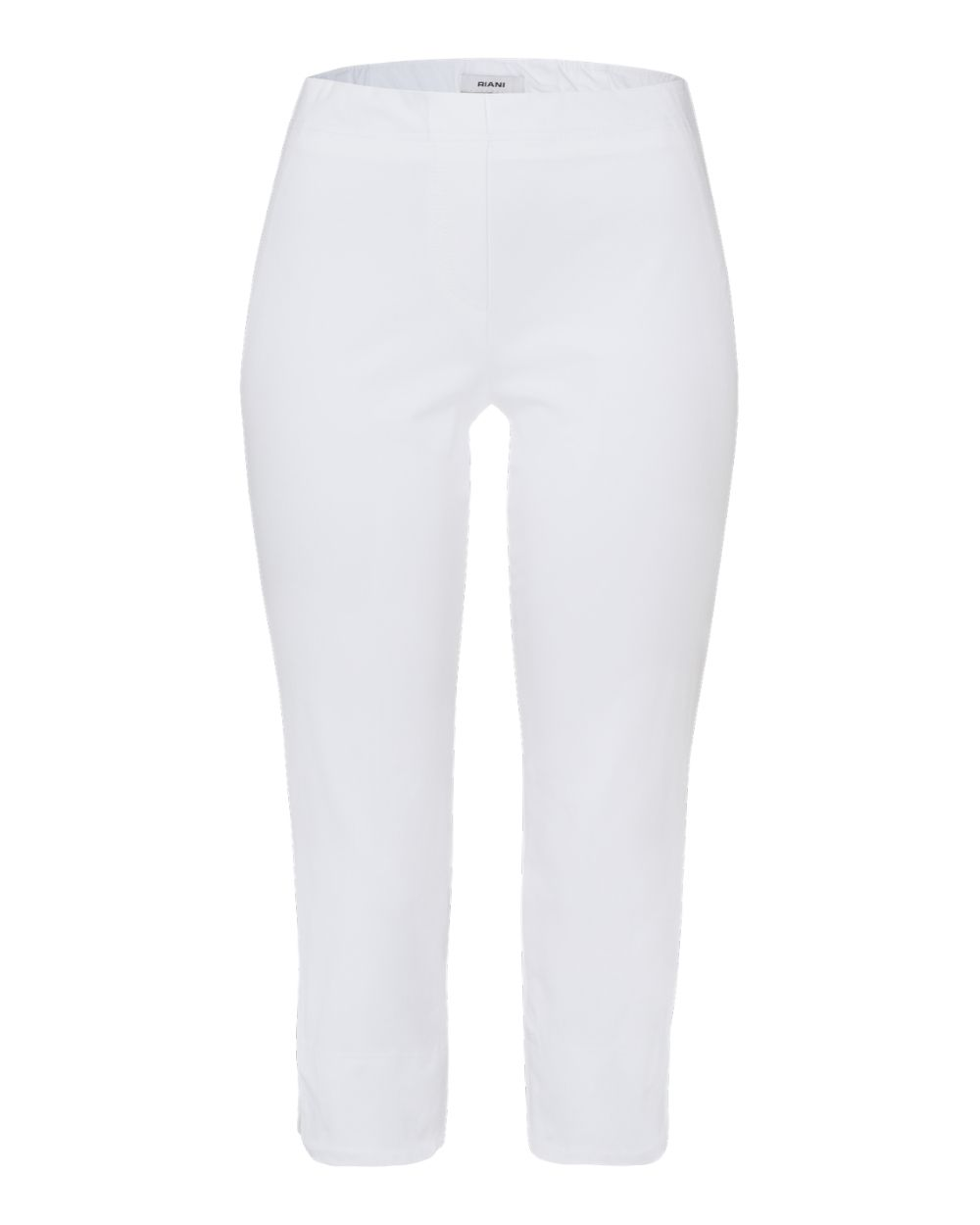 Riani White Short Trousers - Snooty Frox
