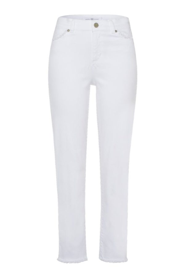 Riani White Trousers - Snooty Frox