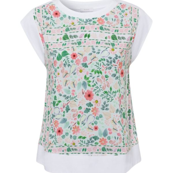 Riani Floral T-Shirt - Snooty Frox
