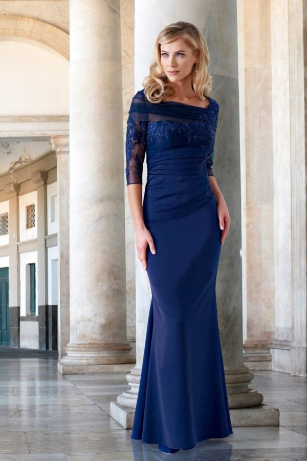 Irresistible Navy Dress IR5019 - Snooty Frox