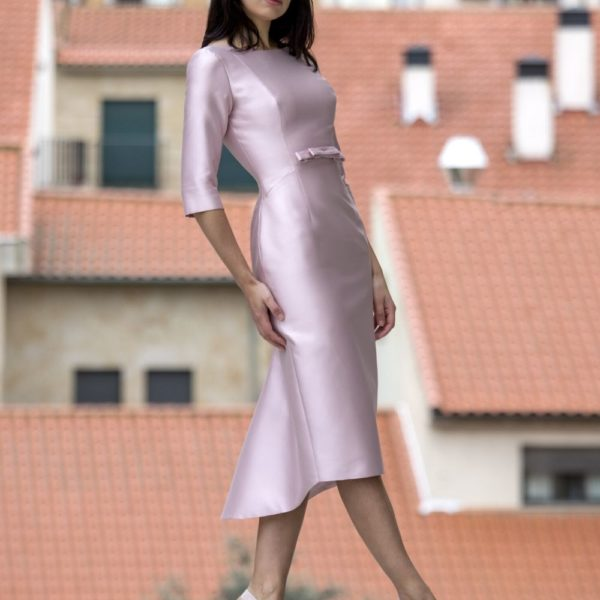 Fely Campo Pink Dress - Snooty Frox