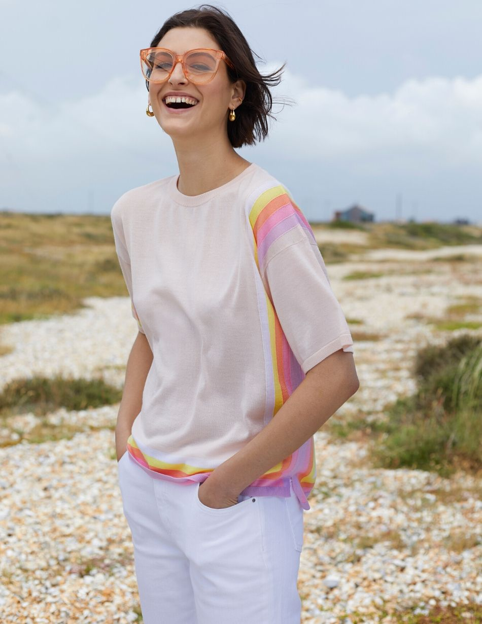 Cocoa Cashmere Top - Snooty Frox
