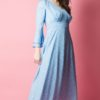 Aideen Bodkin Blue Dress - Snooty Frox