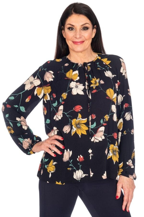 Penny Black Blouse