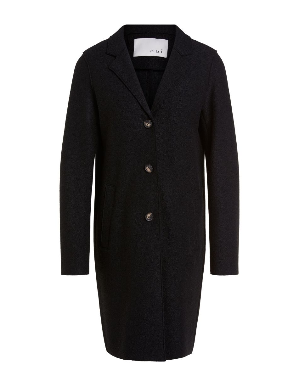 Snooty Frox Oui Black Coat